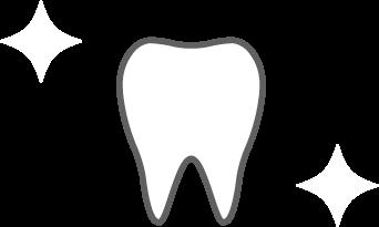 天然歯保存